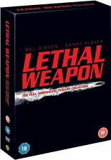 Lethal Weapon : The Complete Collection (4 Disc Box Set) [1987] [... - DVD  BIVG