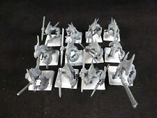 Lizardmen : Skinks with Spear + Shield Unit A (12 - Assembled / Unpainted)