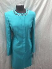 KASPER  SKIRT SUIT/LINED/SIZE 12/NEW WITH TAG/RETAIL$240/