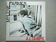 Mylene Farmer cd single A L'Ombre