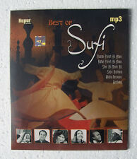 Best of Sufi ~ Nusrat, Rahar, Sher Mehr Ali, Sabri Bros. Abida, Reshma - MP3 CD