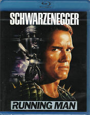 The Running Man , uncut , Blu_Ray , new and sealed , Schwarzenegger