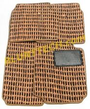 BMW 2002 E10 Coco Floor Mat Set Brown/Tan