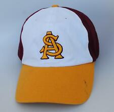 """AS"" Arizona State University Sun Devils One Size Fits All Baseball Cap Hat"