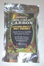 Wonderful Carbon Water Soluble Fertilizer, makes up to 80 gallons, New