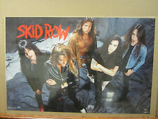 Vintage Skid Row rock original 1991 Poster 1892