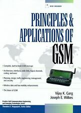 Principles & Applications of GSM with 3.5 Disk Prentice Hall Communications Eng
