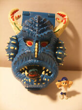 1992 Bluebird MIGHTY MAX Playset Horror Heads PULVERIZES SEA SQUIRM