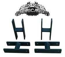 "1987-1995 Jeep Wrangler YJ 1.5"" Lift Shackles Kit"