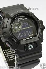 GR-8900A-1D Black Digital Casio G-Shock Watches Resis Moon Solar powered 200m