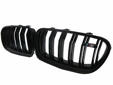 5-Series F10/F11 2011-present 4D/5D ///M LOGO M5Look GRILLE/GRILL SBK for BMW