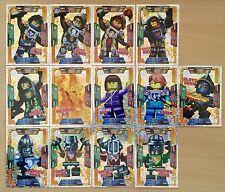 Lego NEXO KNIGHTS Trading Card Game_Spezial Folien Karten_2 Karten aussuchen
