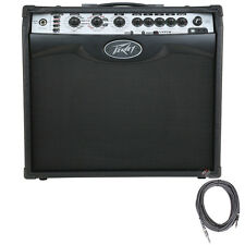 """Peavey VYPYR VIP 2 Modeling 40W Guitar Bass Acoustic 1x12"""" Combo Amp +FREE Cable"""