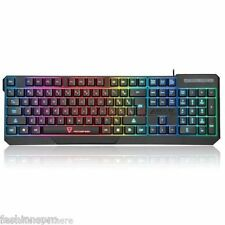 MotoSpeed K70  Backlight Gaming Keyboard USB Powered for Desktop Laptop