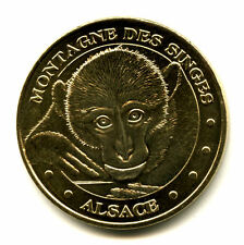 67 KINTZHEIM Montagne des singes 7, Bébé singe, 2011, Monnaie de Paris