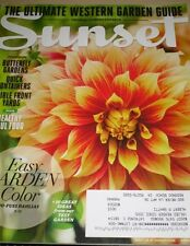 SUNSET MAGAZINE APRIL 2013 WESTERN GARDEN GUIDE HEALTHY SOUL FOOD