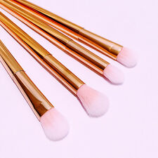4tlg Profi Make-up Lidschatten Kosmetik Pinsel Makeup Brush Schminkpinsel Set