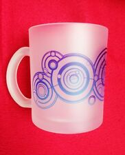 Your Name in Gallifreyan Personalised Dr Who Frosted Mug