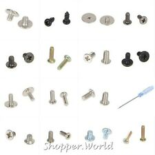 Laptop Screw,DIY w/Screwdriver For IBM TOSHIBA SONY DELL SAMSUNG 300pcs Assorted