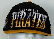 NWOT New Era 9Fifty Pittsburgh Pirates Black/Yellow Snapback Baseball Hat Cap