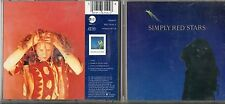 SIMPLY RED CD SINGLE  Stars MADE in GERMANY 1991 fuori catalogo 4 TRACCE