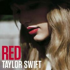 CD Taylor Swift - Red - neu & ovp - We are never ever getting back together