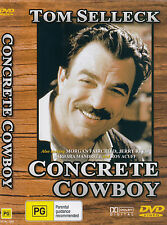 Concrete Cowboy-1979-Tom Selleck-Movie-DVD