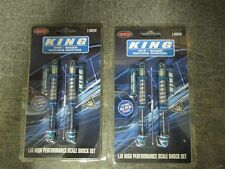 King Shocks RC4WD Wraith Kit 110mm Off Road Piggyback Scale 2 Pairs