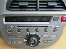 Honda Jazz Radio WMA Stereo CD MP3 Player AUX IN +CODE 39101-TF0-E212-M1 MF638RO