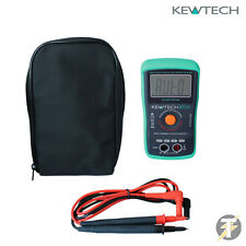 Kewtech KT111 500V True-RMS Digital Multimeter Automatic Detection with Case