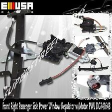 Front Right PASSENGER Side Power Window Regulator w/Motor for 00-04 Dodge Dakota