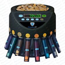 Geldzählmaschine Münzzähler Münzzählmaschine Münzsortierer Abhülsung BBB
