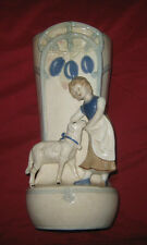 "Antiquariato/Ceramiche/Terracotta/Vasetto/Vaso"" DEP ""Germany/Porcellana/Biscuit"