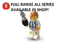 Lego minifigures soccer player series 4 (8804) new factory sealed