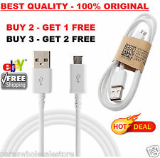 Micro USB Charging Cable for SONY Nokia Micromax Samsung Gionee Black Color only