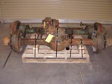 MILITARY M35 ROCKWELL 2.5 TON TOP LOADER COMPLETE AXLE SET USED (FRONT & REAR)