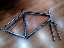 New Giant Tcx 3 Cyclocross Frame and Forks. NOS. Frame Size Large - 57.5cm