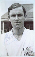 JOHN DEMPSEY – FULHAM FC 1960's SIGNED FOOTBALL PHOTO