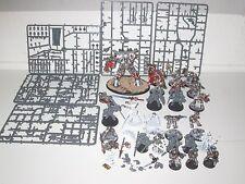 Warhammer 40K Gris Caballeros Nemesis Dreadknight 15x Terminadores 8x paladines