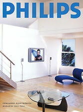 Katalog Philips 2002 2003 Consumer Electronics TV PC Home Entertainment Telefon