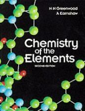Chemistry of the Elements, Second Edition by Greenwood, N. N., Earnshaw, A.