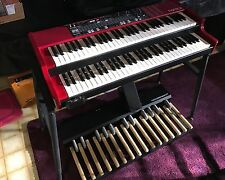 Nord C2, Pedal Keys 27, Half Moon, Nord stand, 3 gig bags - read for ship info