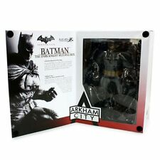 "BATMAN Arkham City - Batman 9"" Dark Knight Returns Play Arts Kai Action Figure"