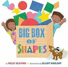 Big Box of Shapes (Basic Concepts)-ExLibrary