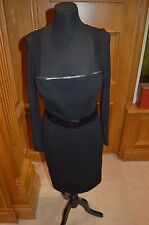 Women's Donna Karan black dress UK size 14