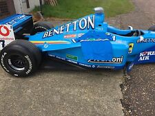 Retro Benetton F1 Pit Crew Shirts BNWT Koren Air, Agip, Bridgestone,