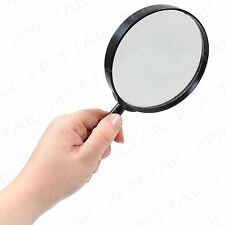 100mm X3 Magnifying Glass +HIGH OPTICAL CLARITY+ Engineers/Map Reading Handheld
