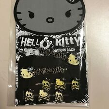 Hello Kitty Angry Hairpins Yellowing***