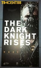 Ready! Hot Toys MMS183 Batman Dark Knight Rises - 1/6 Bane Tom Hardy Figure