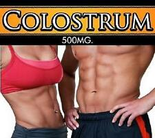 Bovine Colostrum Pills Bodybuilding Muscle Growth Body Building Six Pack Abs #1/